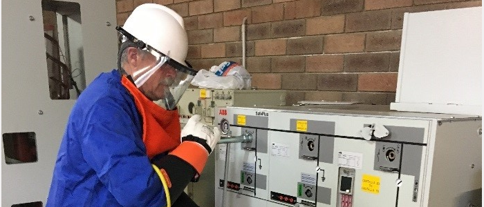 High Voltage Electrical Switching Training Course Energy